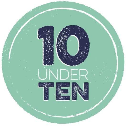 10 under 10 award