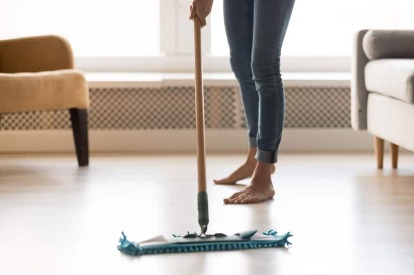 How to disinfect, not damage, your home's surfaces