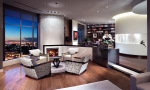 An HPD inspired room