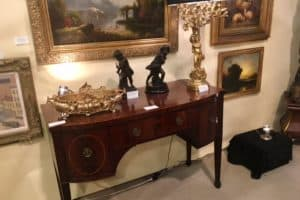 Decorating Trends Revealed at The Original Round Top Antiques Fair
