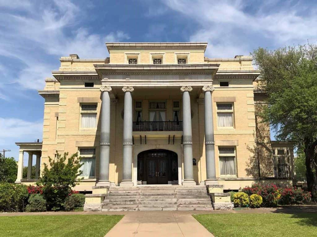 Alexander Mansion front view