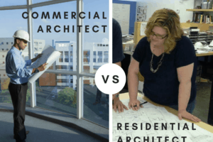 Commercial Architect VS Residential Architect