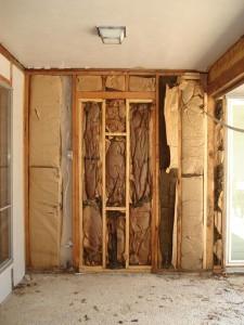 Crammed Insulation