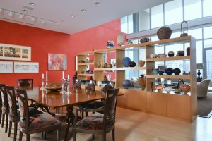 High Rise Remodel Dining - HPD Architecture, LLC