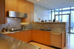 High Rise Remodel Kitchen -hpd architecture + interiors