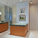 High Rise Remodel Master Bath - HPD Architecture, LLC