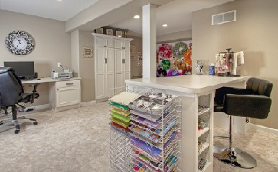 Mosby Craft Room