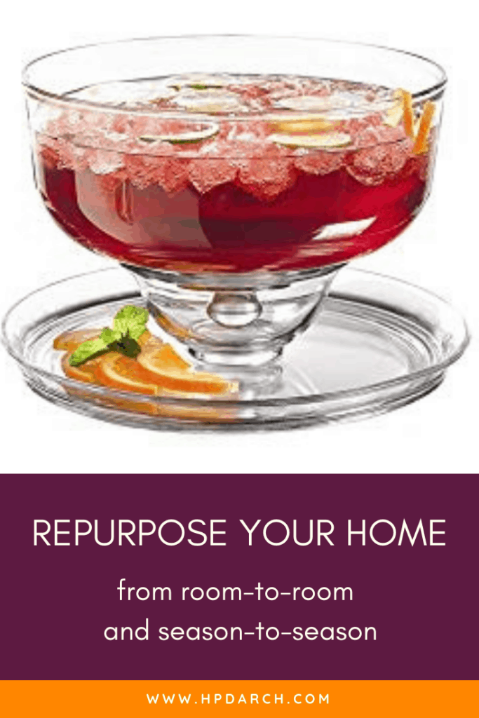 Repurpose Your Home from Room to Room and Season to Season