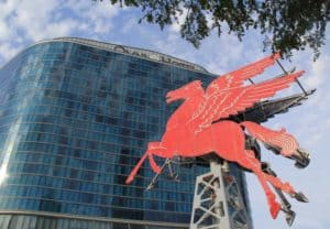 Pegasus at the Omni Hotel