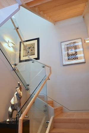 High Rise Remodel Stairs - HPD Architecture, LLC