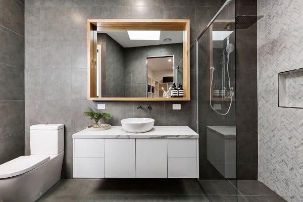 clean ceramic tile