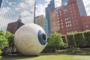 dallas eyeball
