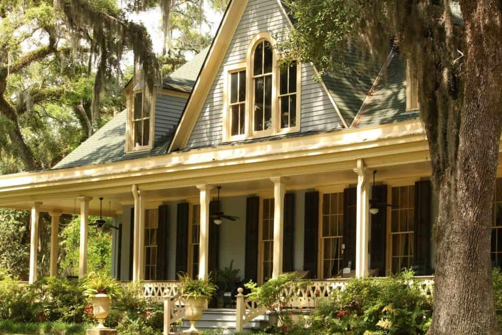 front porch house