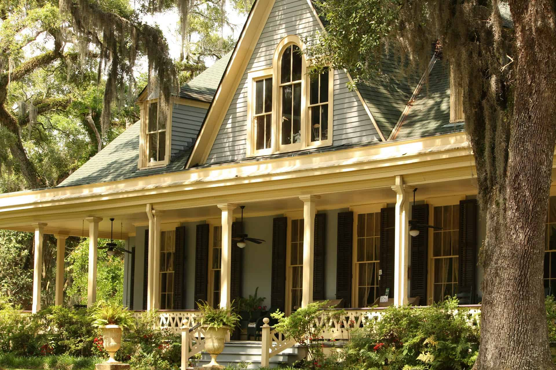 Front Porch Design: Outdated to Updated