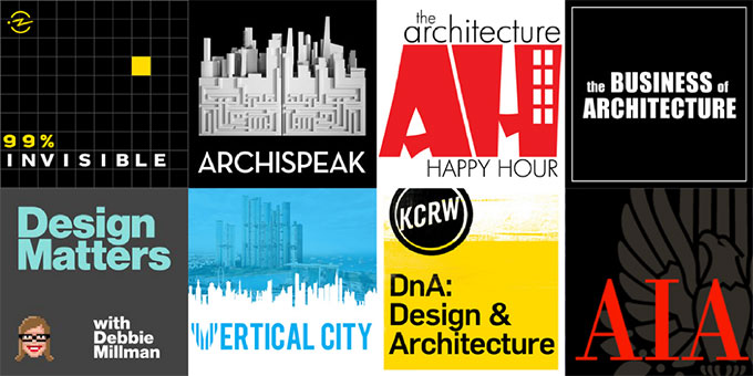 HPD Architecture selected a top podcast