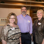 Laura Davis, Larry Paschall, Holly Hll