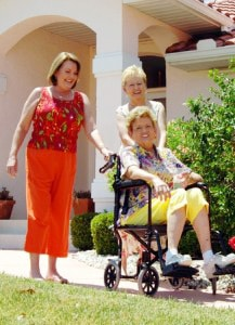 Universal design senior living